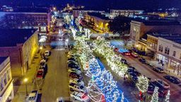 EarthCam: Macon, GA - Holiday Cam