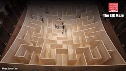 National Building Museum: The BIG Maze
