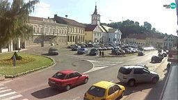 Pozega - The Holy Trinity Square