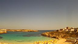 Lampedusa Island Webcam