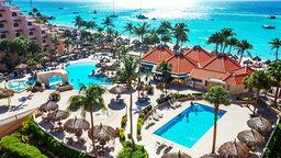 Aruba Beach Resort Cams - Pool Deck