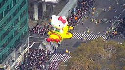 EarthCam: Thanksgiving Parade 2018 - 6th Ave