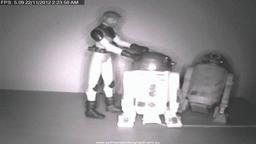 Star Wars Action Figure Cam