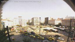 Athens, Omonoia Square