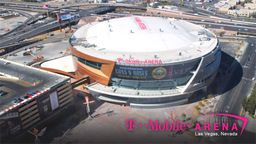 T-Mobile Arena Construction Time-Lapse