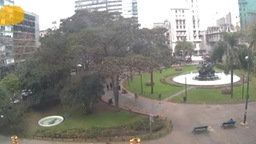 Plaza del Entrevero in Uruguay