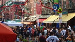 Mulberry Street Cam, New York