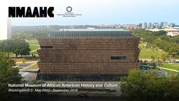 NMAAHC Time-lapse