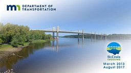 Official St. Croix Crossing Construction Time-Lapse