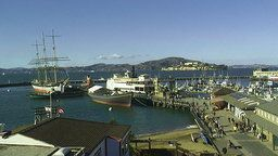 San Francisco Bayfront Panorama