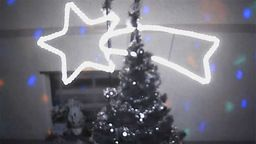 Interactive Christmas Tree Lights