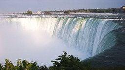 EarthCam: Niagara Falls Cam - Panorama View