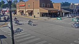 Sturgis Motorcycle Museum- Junction and Main Street