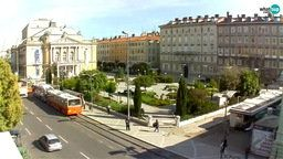 Rijeka - HNK Theater View