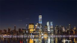 New York City: From Sunrise to Sunset, 8K Time-Lapse