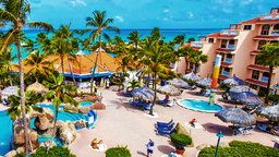 Aruba Beach Resort Cams - Beach View