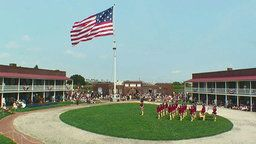 Fort McHenry Cam - Fort View, Maryland