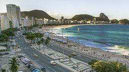 Rio de Janeiro Cam - Copacabana South, Brazil
