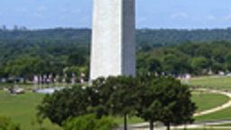 Washington Monument Close-up