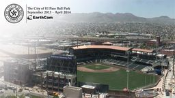 City of El Paso Triple-A Ballpark Time-Lapse