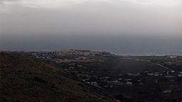 Valderice - Vista su Monte Cofano