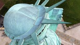 EarthCam: Statue of Liberty CrownCam
