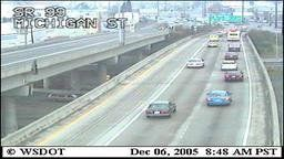 DOT: Washington State: SR-99 at Michigan Street