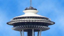 Seattle Skyline Cam