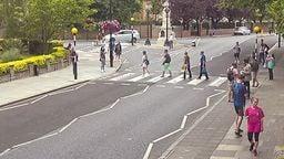 Abbey Road Crossing Cam