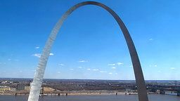 St. Louis Arch - South View