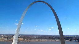 St. Louis Arch - South View