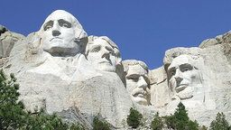 Mount Rushmore Interactive Camera
