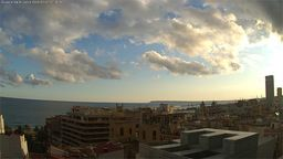 Alicante City View