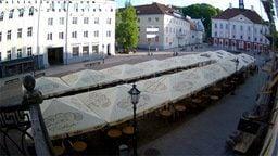 Tartu Square Webcam