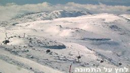 Mount Hermon, Israel Ski Webcams