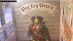 Peg Leg Pete's Live Pirate Camera