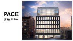 Pace Gallery Construction Time-Lapse