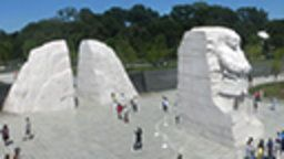 Martin Luther King, Jr. National Memorial Interactive Camera