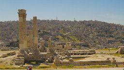 Amman Citadel Cam