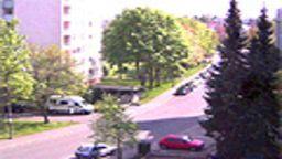 Street life in Sindelfingen, Germany
