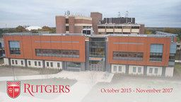 Rutgers University Ernest Mario School of Pharmacy Construction Time-Lapse