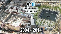 9/11 Memorial Museum Time-Lapse
