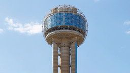 Reunion Tower Cam, Texas