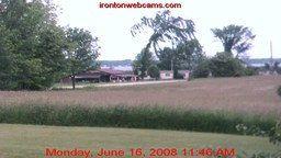 Ironton Michigan Weather station and cameras