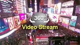 New Year's Times Square 360