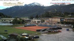 Webcam Tennis Center Court in Bad Gastein