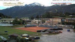 Webcam Tennis Center Court in Bad Gastein