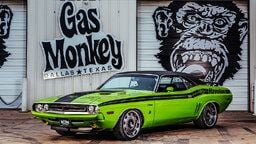 Gas Monkey Garage Cam, Texas