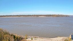 EarthCam: Mississippi River Cams - River View