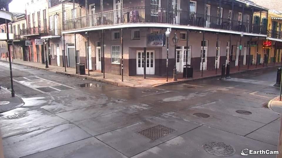 Mardi Gras WebCam New Orleans